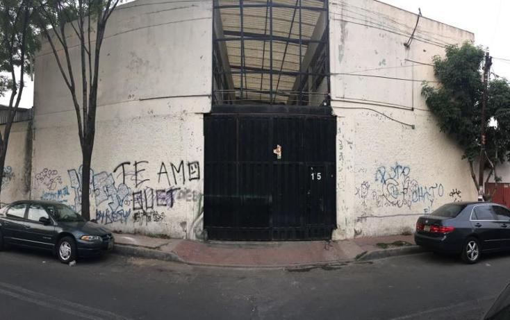 Foto de bodega en renta en  0, anahuac i sección, miguel hidalgo, distrito federal, 2840024 No. 05