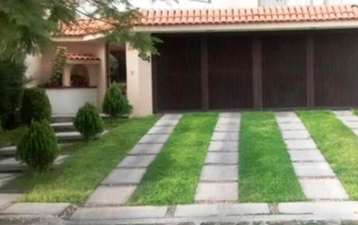 Foto de casa en venta en arboledas 0, arboledas, querétaro, querétaro, 1006005 No. 01