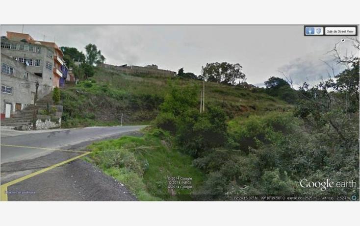 Foto de terreno habitacional en venta en  0, bosque real, huixquilucan, méxico, 791065 No. 01