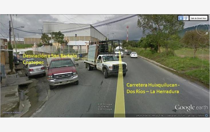 Foto de terreno habitacional en venta en carretera a san bartolo coatepec 0, bosque real, huixquilucan, méxico, 791065 No. 03