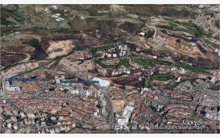 Foto de terreno habitacional en venta en carretera a san bartolo coatepec 0, bosque real, huixquilucan, méxico, 791065 No. 04