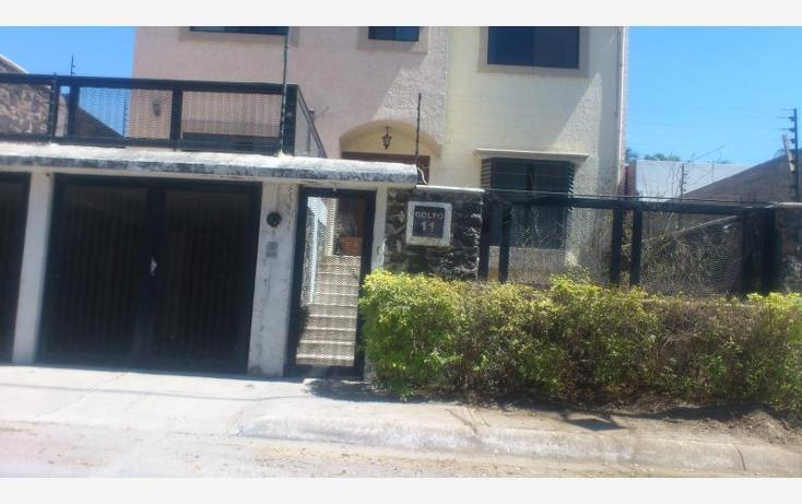 Foto de casa en venta en  0, brisas, temixco, morelos, 572370 No. 01