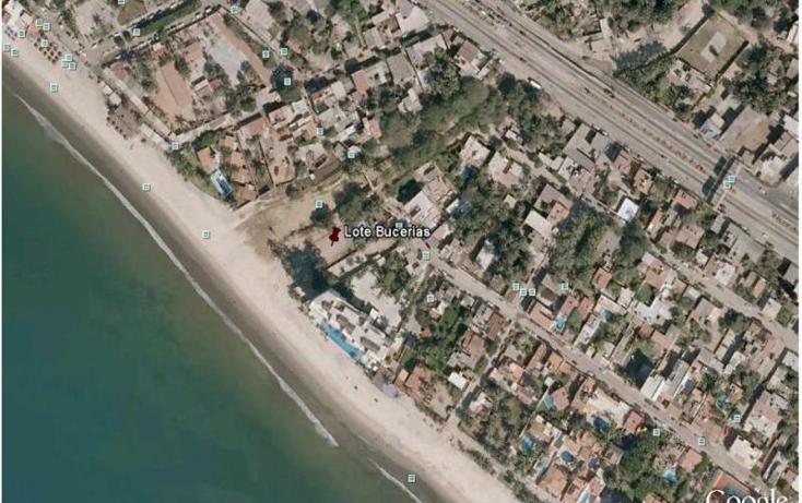 Foto de terreno comercial en venta en  0, bucer?as centro, bah?a de banderas, nayarit, 1544158 No. 02