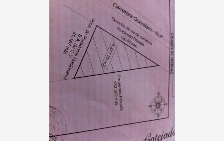 Foto de terreno habitacional en venta en  0, buenavista, querétaro, querétaro, 970945 No. 01