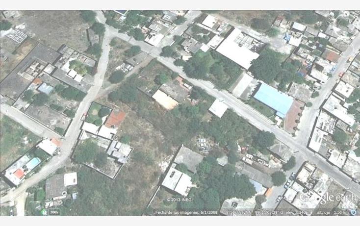 Foto de terreno habitacional en venta en  0, calera chica, jiutepec, morelos, 506007 No. 02