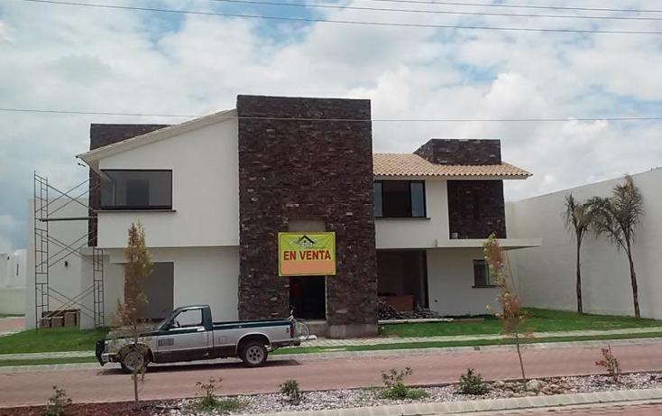 Foto de casa en venta en  0, canteras de san agustin, aguascalientes, aguascalientes, 825601 No. 01