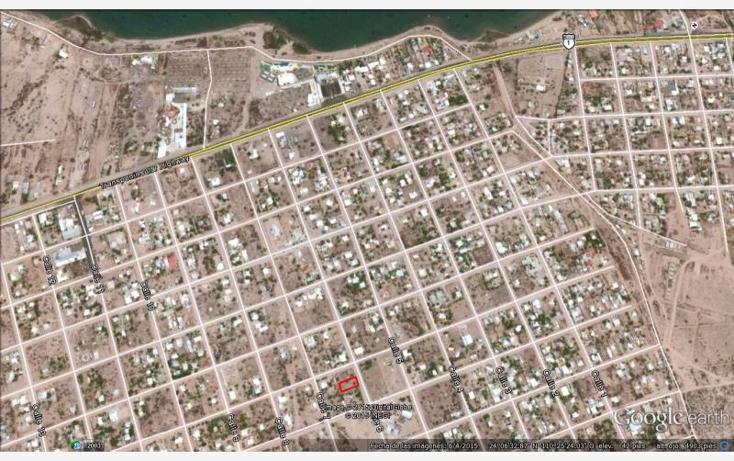 Foto de terreno habitacional en venta en calle 6 0, centenario, la paz, baja california sur, 2676710 No. 07