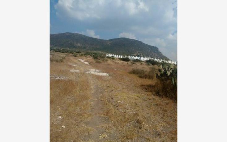 Foto de terreno habitacional en venta en  0, cerro gordo, san juan del río, querétaro, 1534682 No. 01