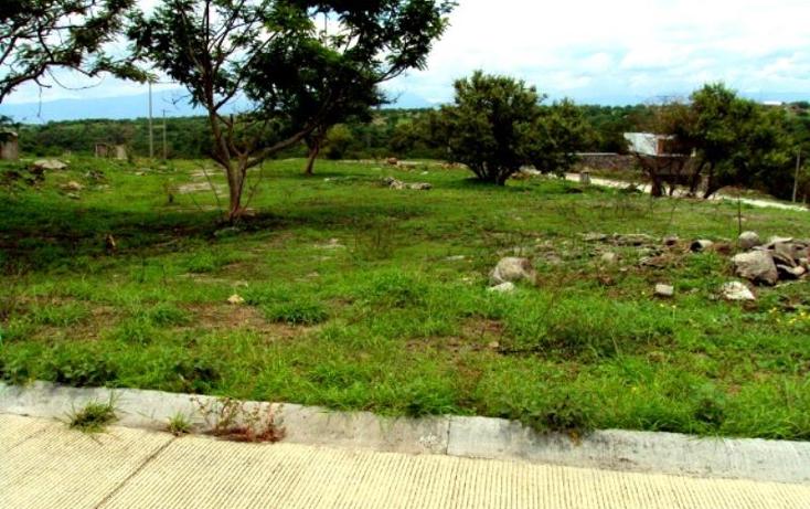 Foto de terreno habitacional en venta en  0, club de golf santa fe, xochitepec, morelos, 973069 No. 01