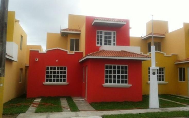 Foto de casa en venta en  , condado valle dorado, veracruz, veracruz de ignacio de la llave, 988077 No. 01