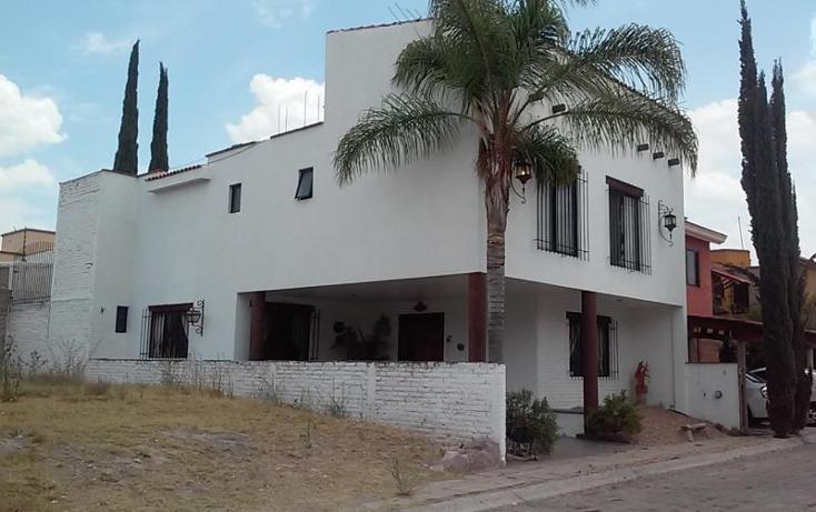 Foto de casa en venta en  0, condominio antiguo country, jesús maría, aguascalientes, 955289 No. 01