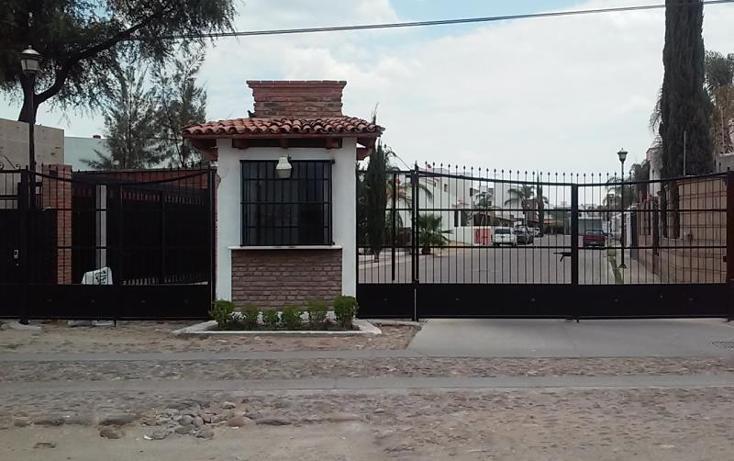 Foto de casa en venta en  0, condominio antiguo country, jesús maría, aguascalientes, 955289 No. 19