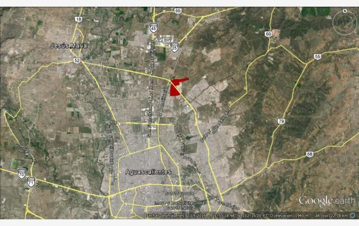 Foto de terreno habitacional en venta en  0, constitución, aguascalientes, aguascalientes, 848265 No. 01