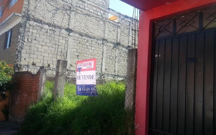 Foto de terreno habitacional en venta en  0, constituyentes de 1917, huixquilucan, méxico, 1457843 No. 02