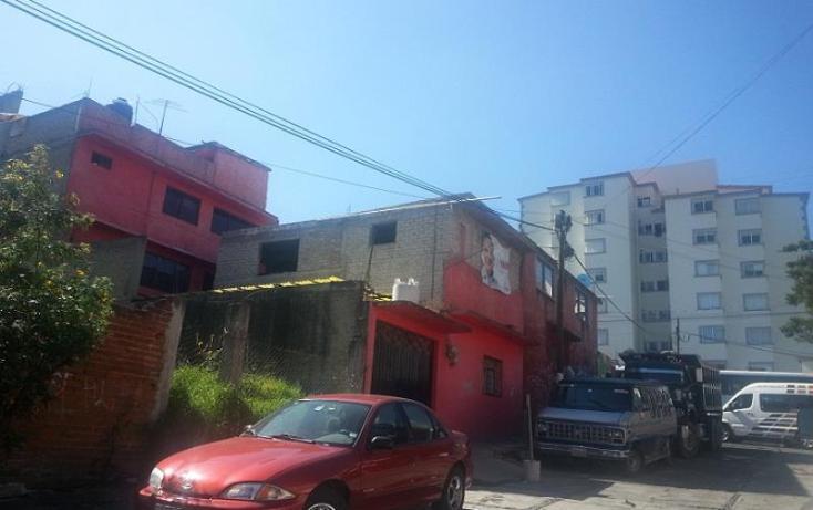 Foto de terreno habitacional en venta en  0, constituyentes de 1917, huixquilucan, méxico, 1457843 No. 06