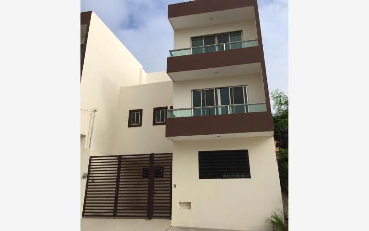Foto de casa en venta en avenida fernando castañon 0, continental, tuxtla gutiérrez, chiapas, 1603772 No. 01