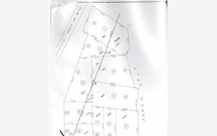 Foto de terreno habitacional en venta en  0, cruz de huanacaxtle, bahía de banderas, nayarit, 1544332 No. 12