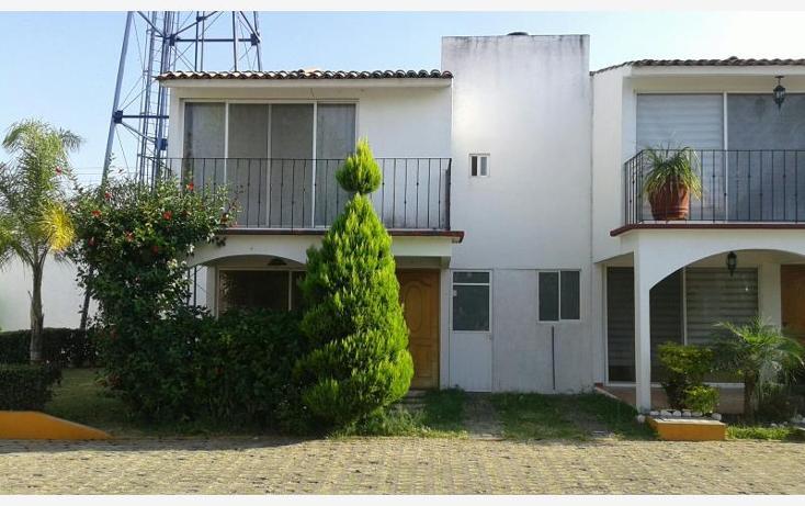 Foto de casa en venta en  0, cuauhtémoc, cuautla, morelos, 1424033 No. 01