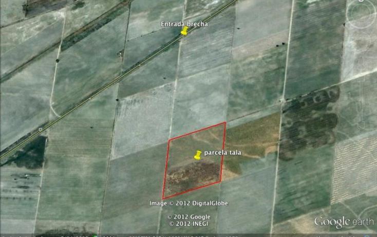 Foto de terreno industrial en venta en  0, cuisillos, tala, jalisco, 1937544 No. 02