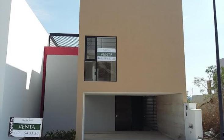 Foto de casa en venta en  0, cumbres del lago, querétaro, querétaro, 1674668 No. 01