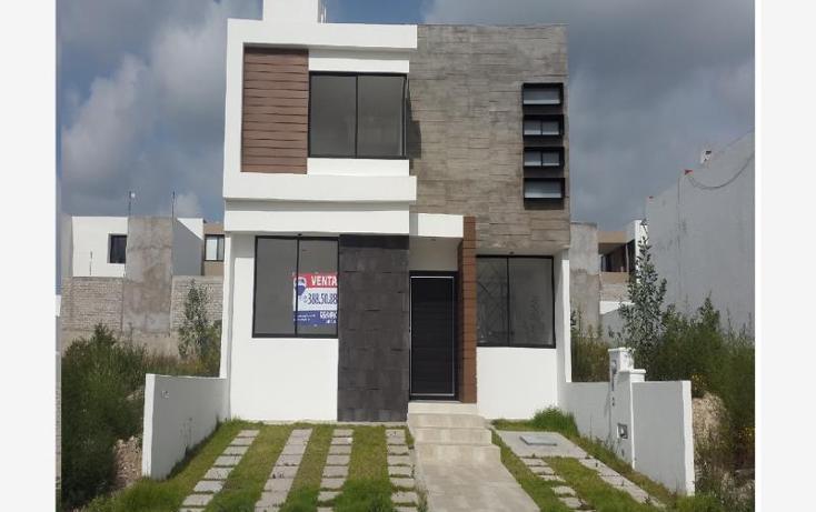 Foto de casa en venta en  0, cumbres del lago, querétaro, querétaro, 2046304 No. 01