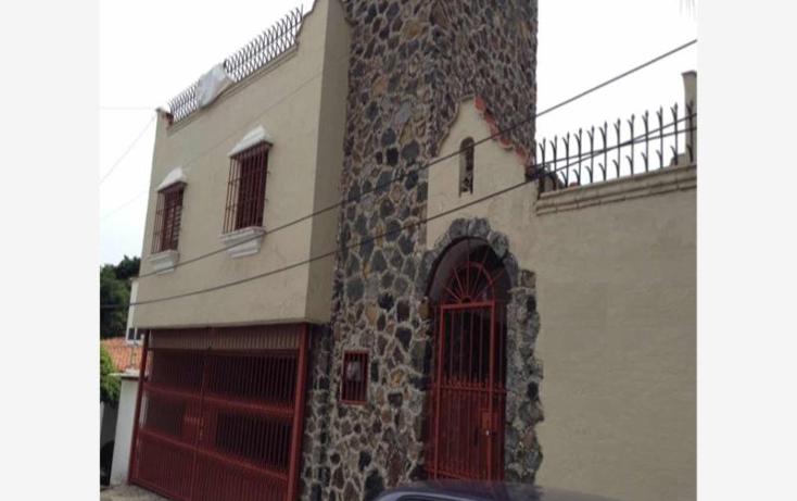 Foto de casa en renta en  0, delicias, cuernavaca, morelos, 2006862 No. 01