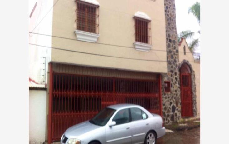 Foto de casa en renta en  0, delicias, cuernavaca, morelos, 2006862 No. 02