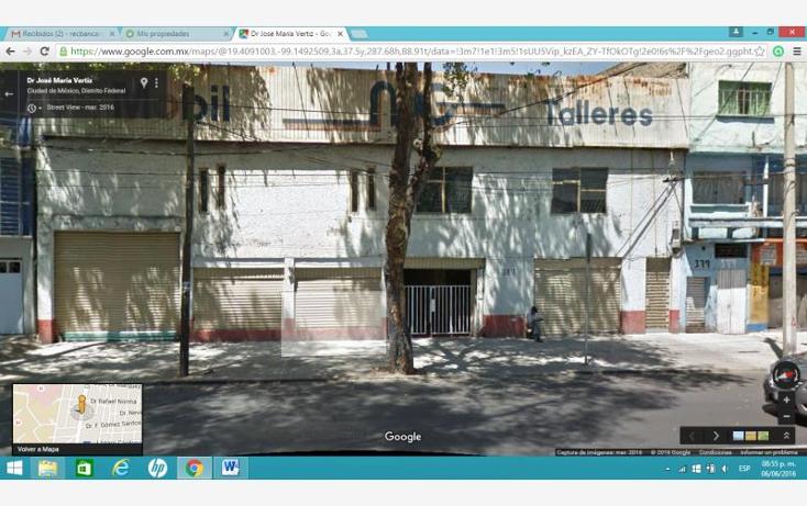 Foto de terreno comercial en venta en  0, doctores, cuauht?moc, distrito federal, 1985834 No. 01