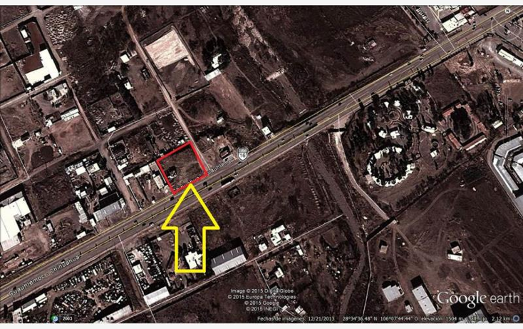 Foto de terreno comercial en venta en  0, ejido labor de terrazas, chihuahua, chihuahua, 1441321 No. 05