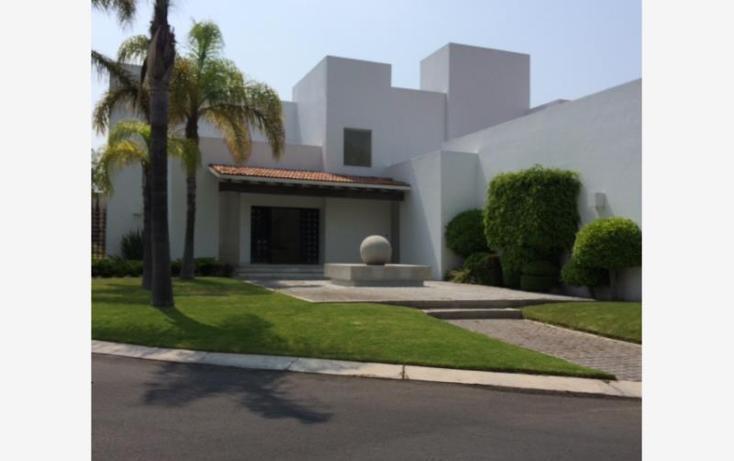 Foto de casa en renta en  0, el campanario, querétaro, querétaro, 2032834 No. 01