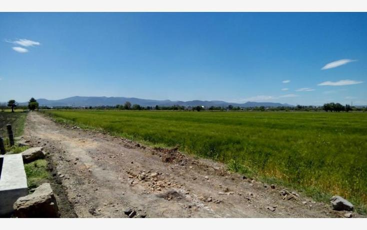 Foto de terreno habitacional en venta en  0, el chamizal, pedro escobedo, querétaro, 1764874 No. 01