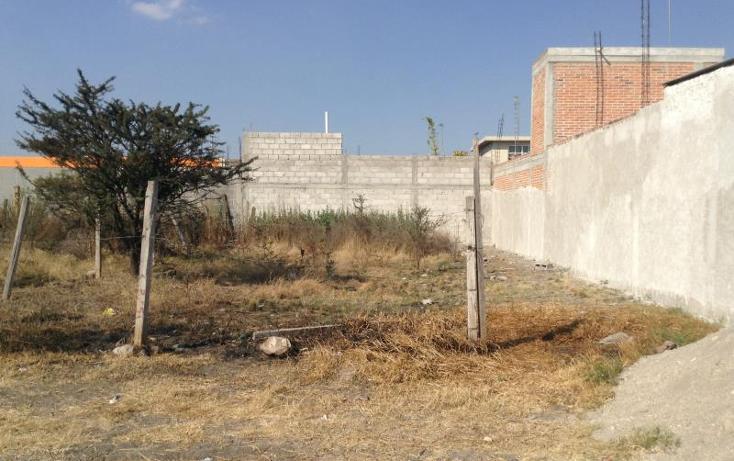 Foto de terreno habitacional en venta en  0, el colorado, el marqués, querétaro, 956019 No. 01