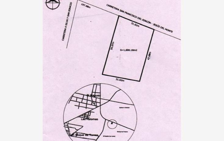 Foto de terreno comercial en renta en  0, el maguey, san francisco del rincón, guanajuato, 1476255 No. 15