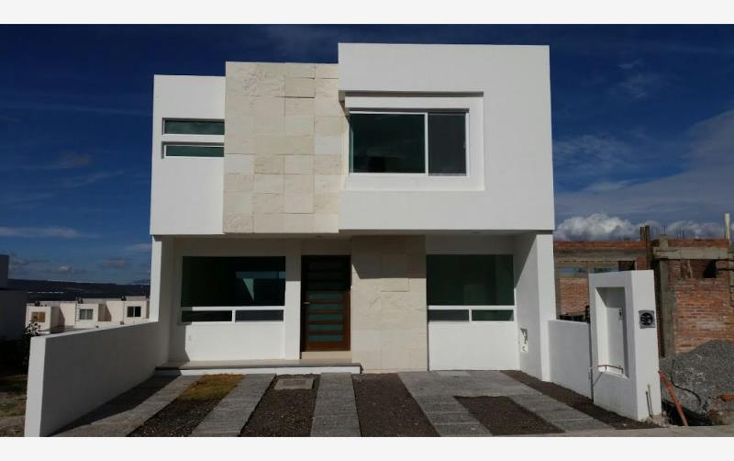 Foto de casa en venta en  0, el mirador, el marqués, querétaro, 1457619 No. 01