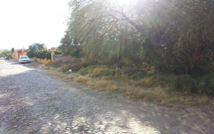 Foto de terreno habitacional en venta en  0, el mirador, san miguel de allende, guanajuato, 673545 No. 03