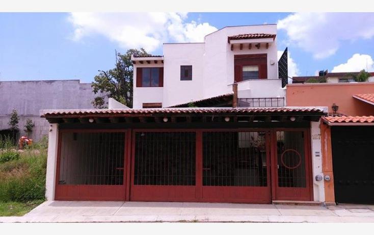 Foto de casa en venta en dieguinos 0, el monasterio, morelia, michoacán de ocampo, 1054741 No. 01