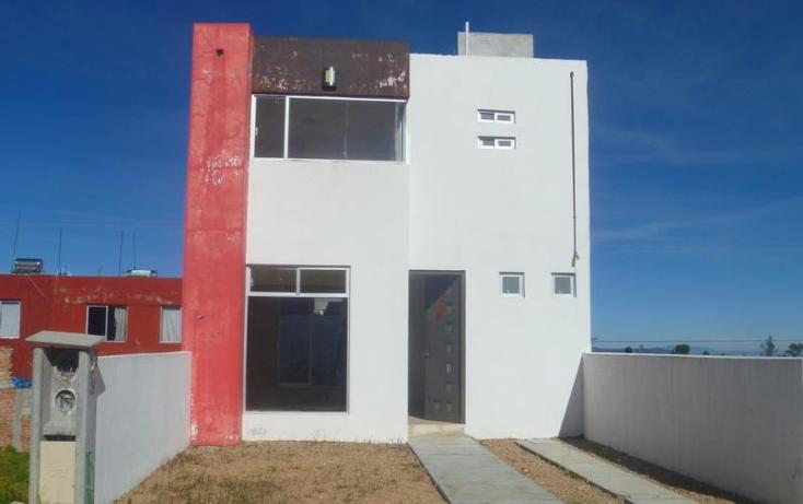Foto de casa en venta en  0, el pinar, amealco de bonfil, querétaro, 1596008 No. 01