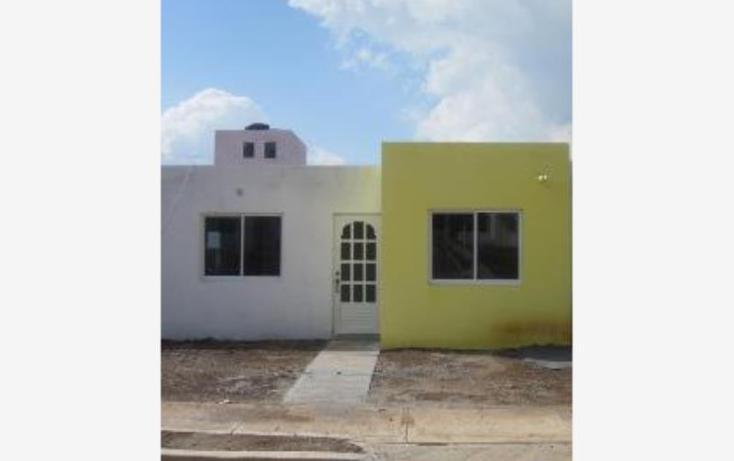Foto de casa en venta en  0, el pinar, amealco de bonfil, querétaro, 721097 No. 01