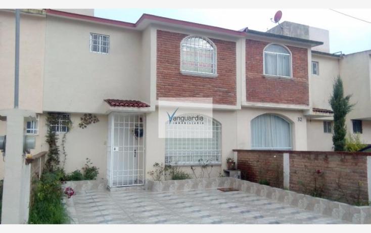 Foto de casa en venta en  0, el porvenir, zinacantepec, m?xico, 1382663 No. 01