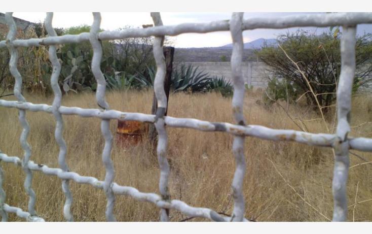 Foto de terreno habitacional en venta en avenida principal 0, el rosario, san juan del río, querétaro, 1706126 No. 03