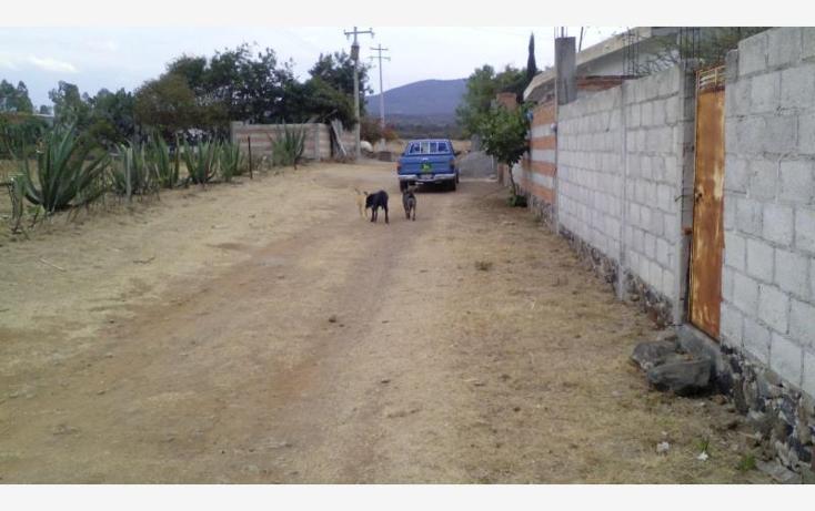 Foto de terreno habitacional en venta en avenida principal 0, el rosario, san juan del río, querétaro, 1706126 No. 04