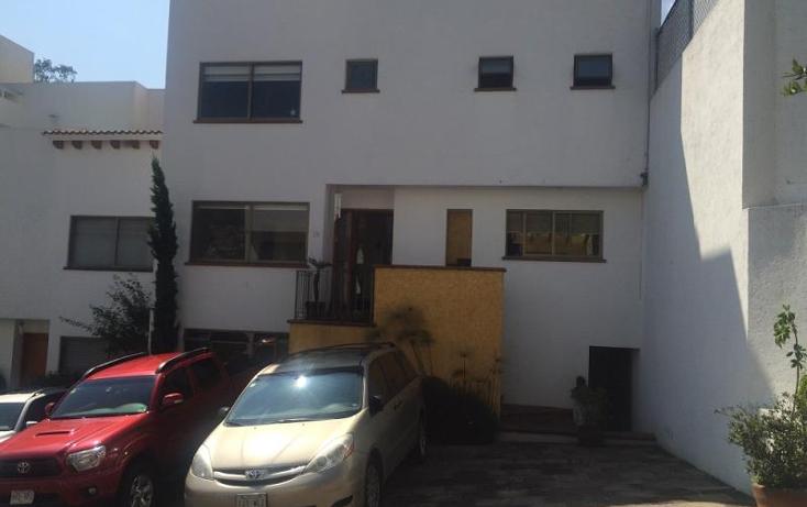 Foto de casa en venta en  0, el toro, la magdalena contreras, distrito federal, 2023452 No. 01