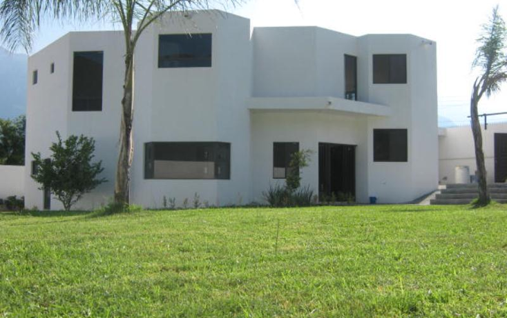 Foto de casa en venta en  0, el uro, monterrey, nuevo le?n, 378943 No. 01