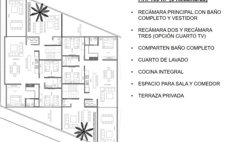 Foto de departamento en venta en camino real a tlaxcalancingo 0, emiliano zapata, san andrés cholula, puebla, 1900086 No. 04