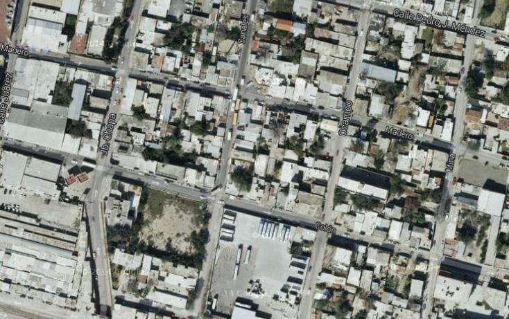 Foto de terreno habitacional en venta en  0, ferrocarril zona centro, reynosa, tamaulipas, 531949 No. 01