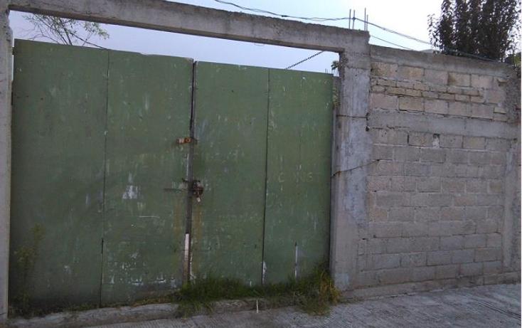Foto de terreno habitacional en venta en  0, francisco sarabia 1a. secci?n, nicol?s romero, m?xico, 1568656 No. 01