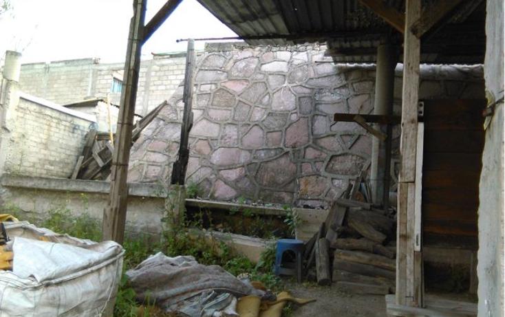 Foto de terreno habitacional en venta en  0, francisco sarabia 1a. secci?n, nicol?s romero, m?xico, 1568656 No. 11