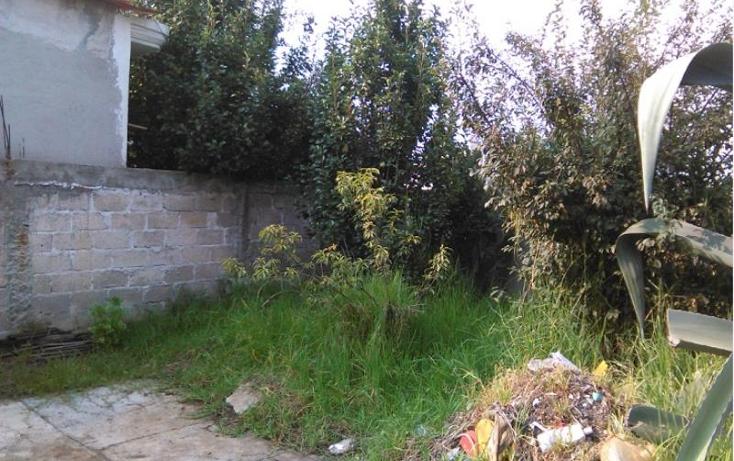 Foto de terreno habitacional en venta en  0, francisco sarabia 1a. secci?n, nicol?s romero, m?xico, 1568656 No. 13