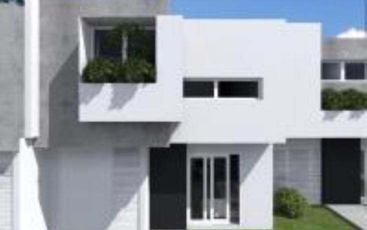 Foto de casa en venta en  0, hacienda la trinidad, morelia, michoacán de ocampo, 1602766 No. 01