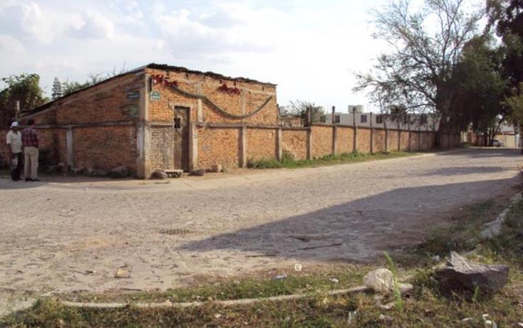 Foto de terreno habitacional en venta en  0, hogares de nuevo m?xico, zapopan, jalisco, 1982524 No. 01